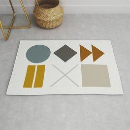 Mid West Geometric 03 Rug