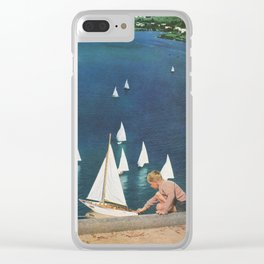 Harbor Clear iPhone Case