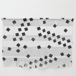 square elements Wall Hanging