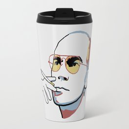 Hunter S. Thompson Travel Mug