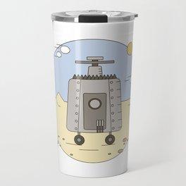 Pepelats. Russian science fiction. Travel Mug