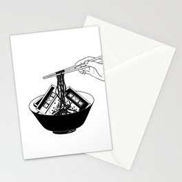 Enjoy Your Meal Stationery Cards