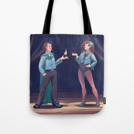 Gleeful Tote Bag