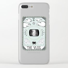 The Vlog Clear iPhone Case
