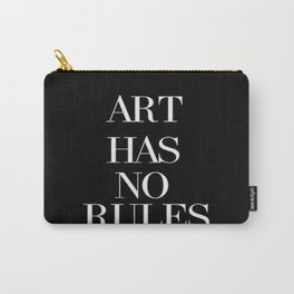 No Rules Carry-All Pouch