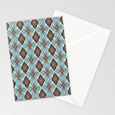 Ethnic pattern. Stationery Cards