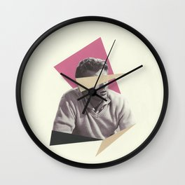 East Of Eden Wall Clock