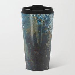 Sea blues Travel Mug