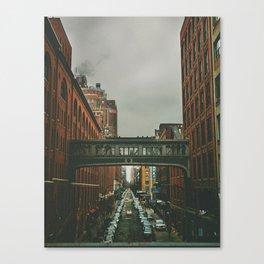 Highline, NYC Canvas Print
