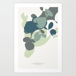 one of the miracles of love Art Print