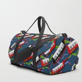 Radical Keytar Patten Duffle Bag
