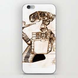 WALL-ace iPhone Skin