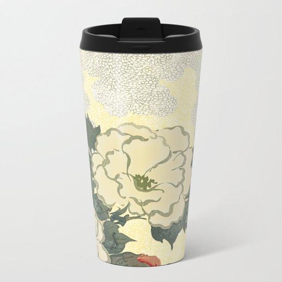 A Japanese summer Metal Travel Mug