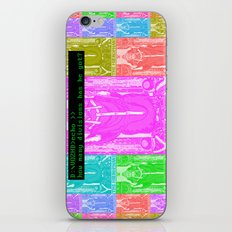 Seven Papal Army iPhone & iPod Skin