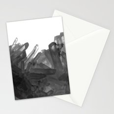 Crystal Galaxy Stationery Cards