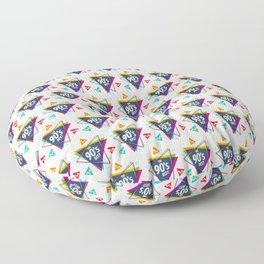 Fashion 90's style Floor Pillow