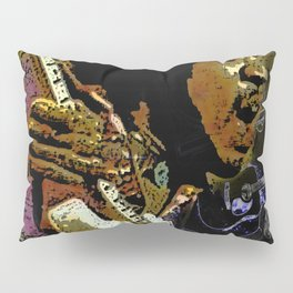 Jimmy Hendrix Pillow Sham