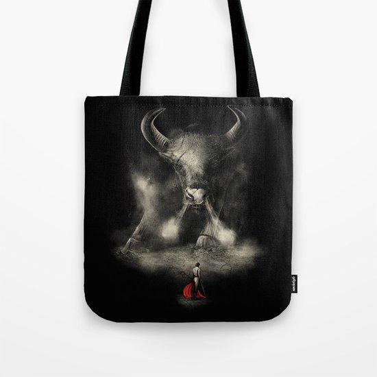 Matador's Match Tote Bag