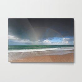 The rainbow Metal Print