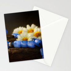 Blue Marbles Stationery Cards