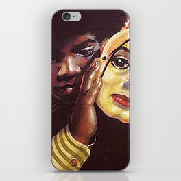 huihiiujou iPhone Skin