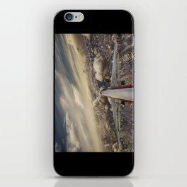 Kennedy tower Iberia 6253 iPhone Skin
