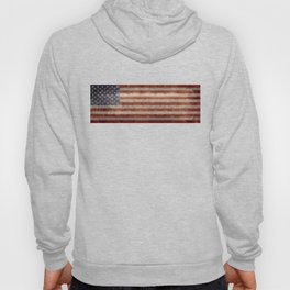 USA Flag Banner - Imagine this Hoody