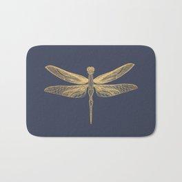 Golden Wings Bath Mat