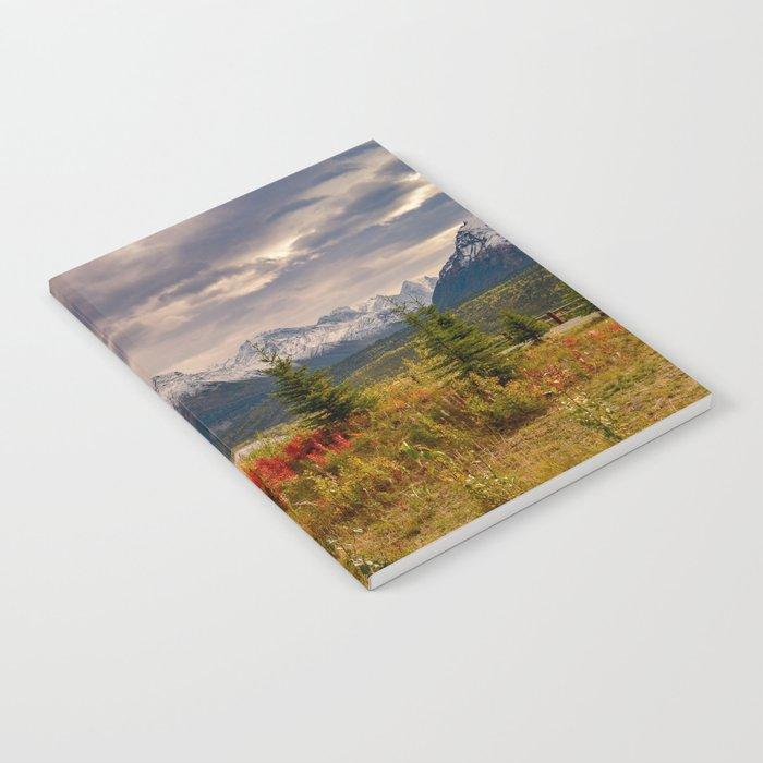 Seasons Turning Notebook