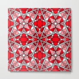 Red Ruby Metal Print