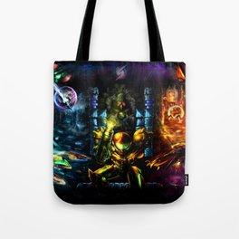 Metroid: 25 Years Tote Bag