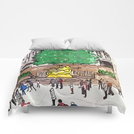 The Rink Comforters