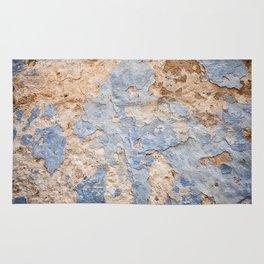 Peeling paint on wall (2) Rug