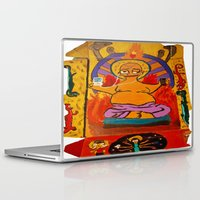simpson Laptop & iPad Skins featuring Simpson by Samantha Sager