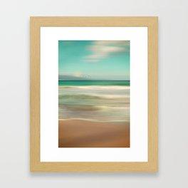 OCEAN DREAM IV-A Framed Art Print