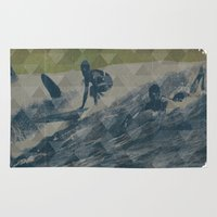 surf Area & Throw Rugs featuring Surf by Last Call