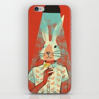 cocktail iPhone & iPod Skins featuring Cocktail by Roland Lefox