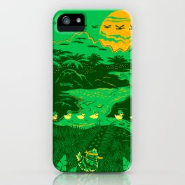 Apocalypse Now : Reducks iPhone Case