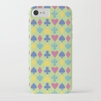 suits iPhone & iPod Cases featuring Suits by M. Noelle Studios