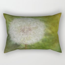 Dandelion Fuzz Rectangular Pillow