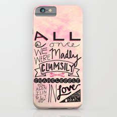 All At Once Slim Case iPhone 6s