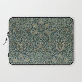 Ispahan by William Morris 1888 Antique Vintage Pattern CC0 Spring Summer Laptop Sleeve