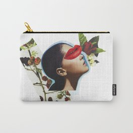 Blackberry Girl Carry-All Pouch