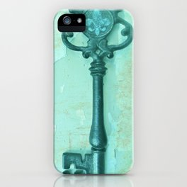 Master Key iPhone Case