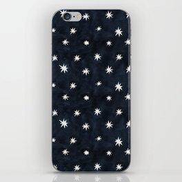 Midnight Starlet iPhone Skin