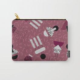 geometric IIII Carry-All Pouch