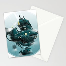 The Nautilus Stationery Cards