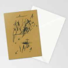 crossing 28 Stationery Cards
