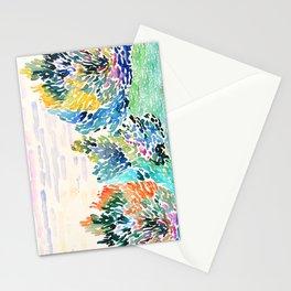 Spring arrived Stationery Cards
