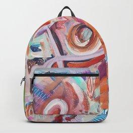 Love Grafitti Backpack